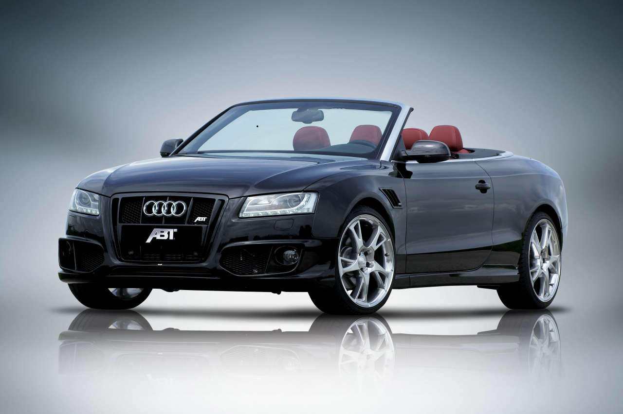 der tuningblogger audi a5 cabrio tuning abt as5 cabrio. Black Bedroom Furniture Sets. Home Design Ideas