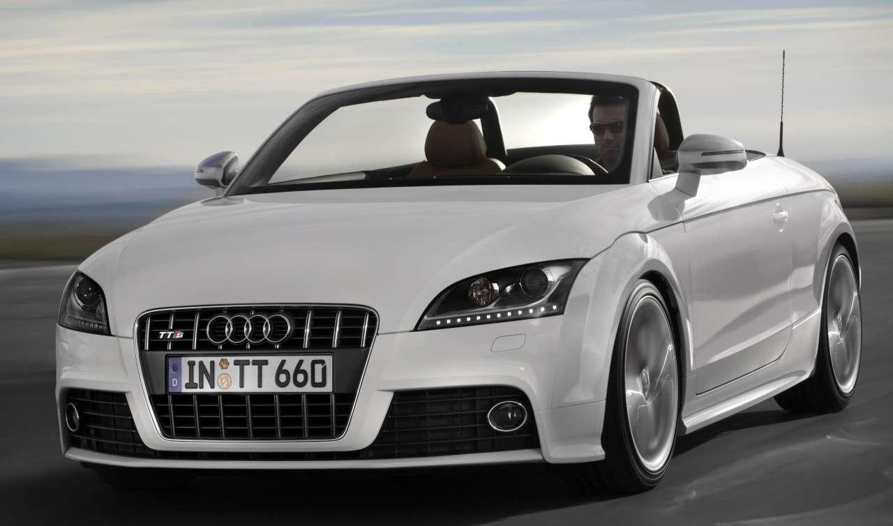 Audi TTS › Der Tuningblogger