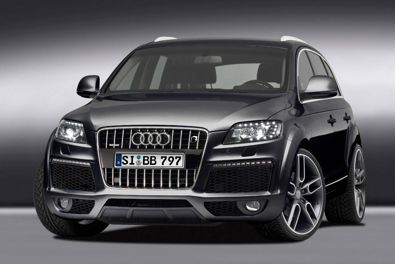 der tuningblogger b b audi q7 v12 tdi tuning 595 ps 1270 nm. Black Bedroom Furniture Sets. Home Design Ideas