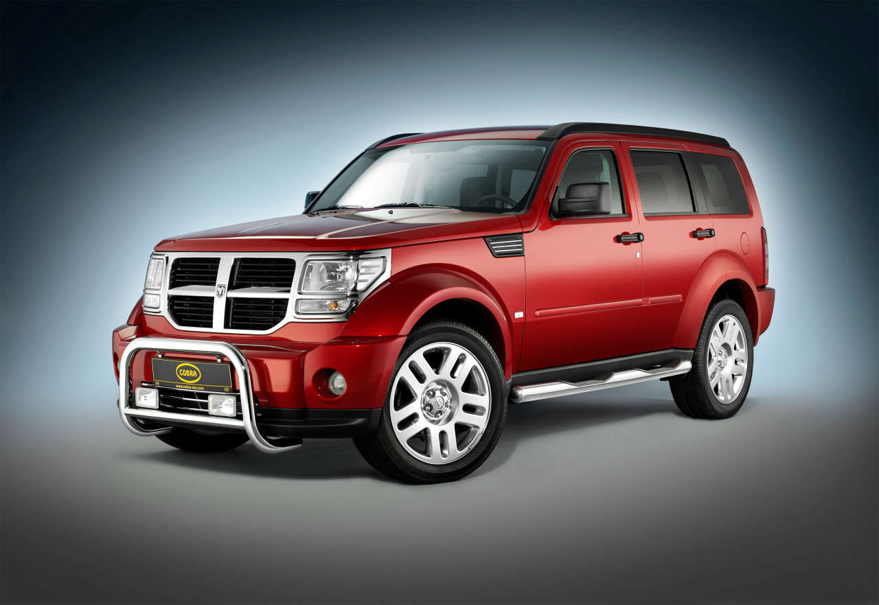 Der Tuningblogger Dodge Nitro Cobra Technology And