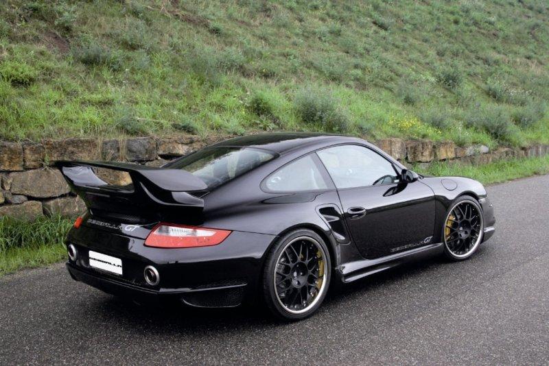 Der Tuningblogger: Gemballa GT550: Tuning Porsche 911 Turbo 997
