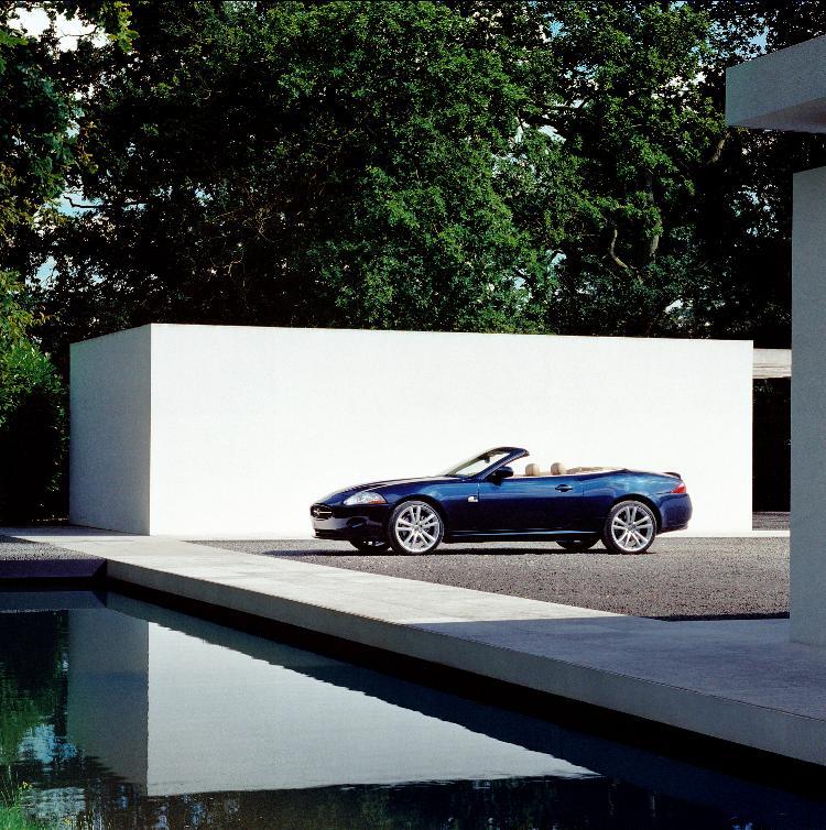 jaguar xk cabriolet. Jaguar XK Cabriolet