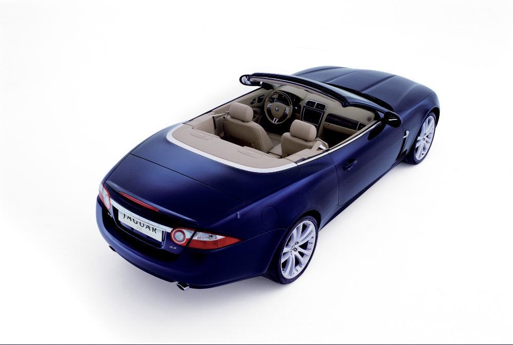 jaguar xk cabriolet. neue Jaguar XK Cabriolet