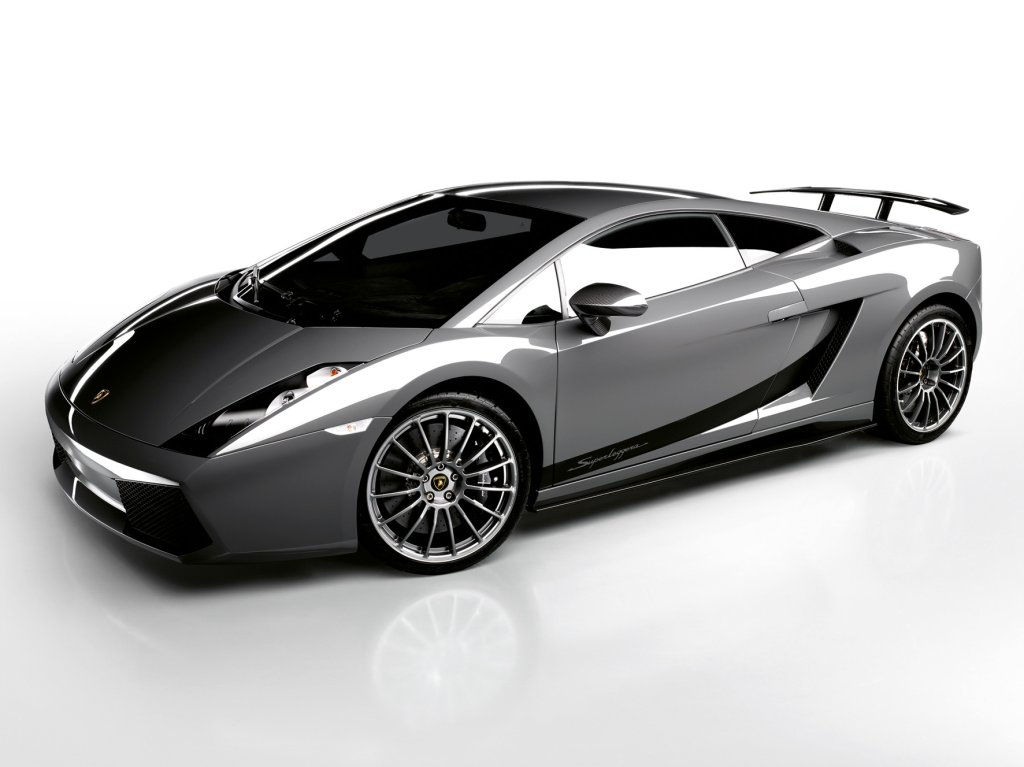 Lamborghini Gallardo Superleggera 2007 Wallpaper