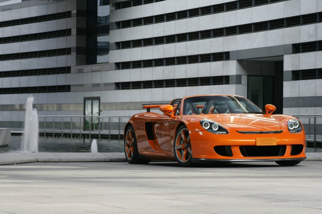 Der Tuningblogger: Porsche Carrera GT | Techart Tuning