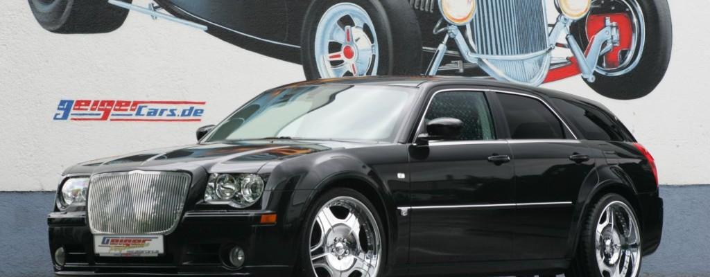 Chrysler 300C SRT8 | Tuning von GeigerCars.de