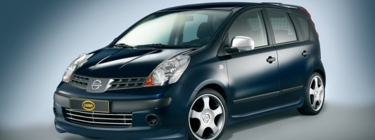 Nissan Note: Cobra N+ Tuning