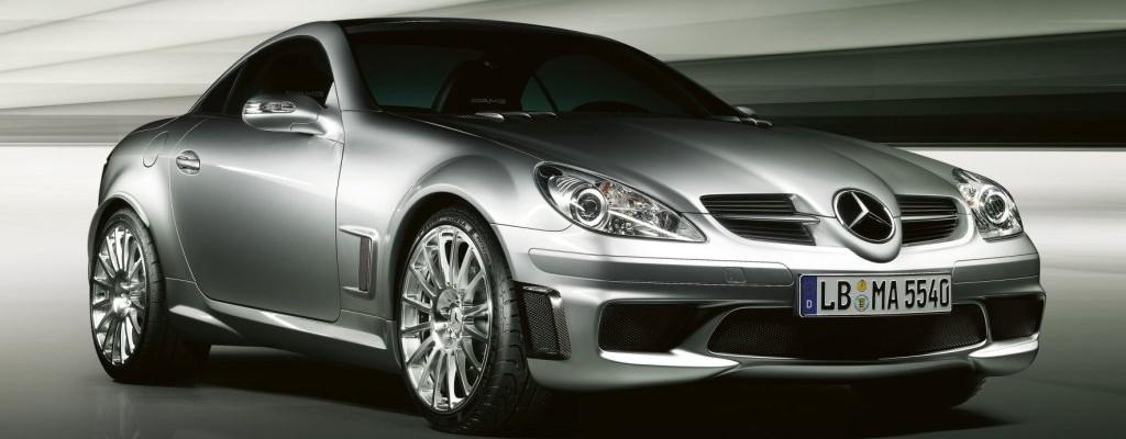 Mercedes SLK 55 AMG | Sonderedition
