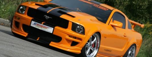 GeigerCars.de Mustang GT 520