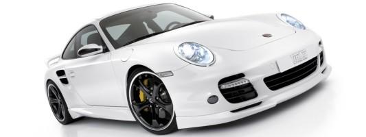 Techart Tuning: Porsche 911 Turbo (997)