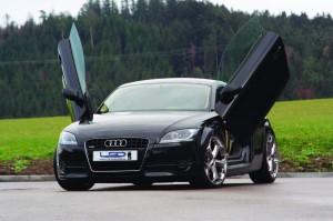 LSD_Lambo_Style_Doors_Fluegeltueren_Audi_TT_8J_Coupe