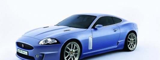 Jaguar XK Tuning: Arden AJ 20 Coupé