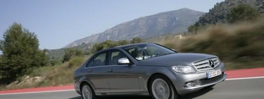 neue Mercedes-Benz C-Klasse