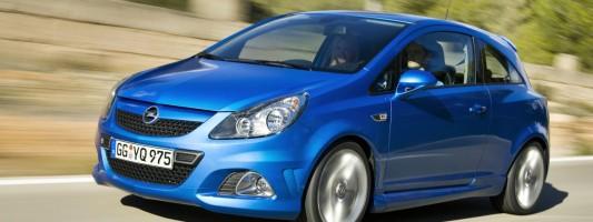 Der Opel Corsa OPC