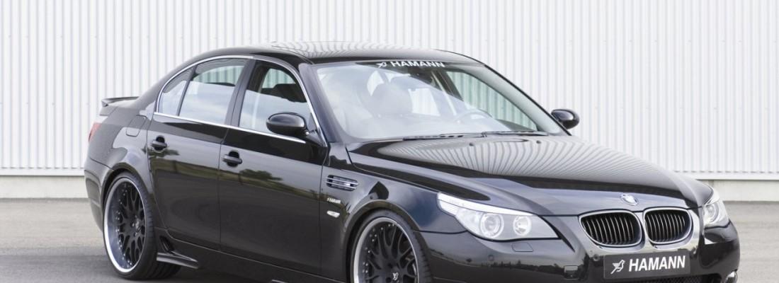 Hamann BMW 535d: 350PS