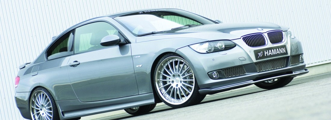 BMW 3er Coupé [E92]: Hamann Tuning