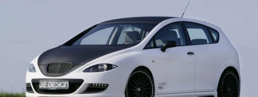 neuer Seat Leon 1P: Tuning von JE Design