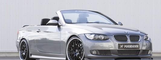 neues BMW 3er Cabrio [E93]: Hamann Tuning