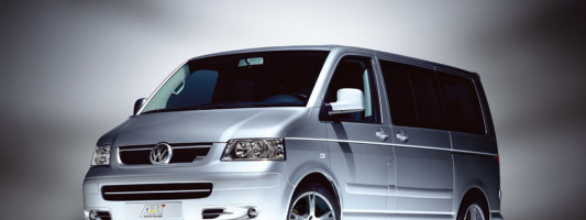 Abt VW Bus T5 Multivan