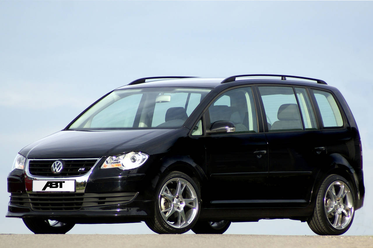 Volkswagen touran good cars in your city
