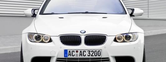 AC Schnitzer ACS3 Sport Coupé | neuer BMW M3 E92