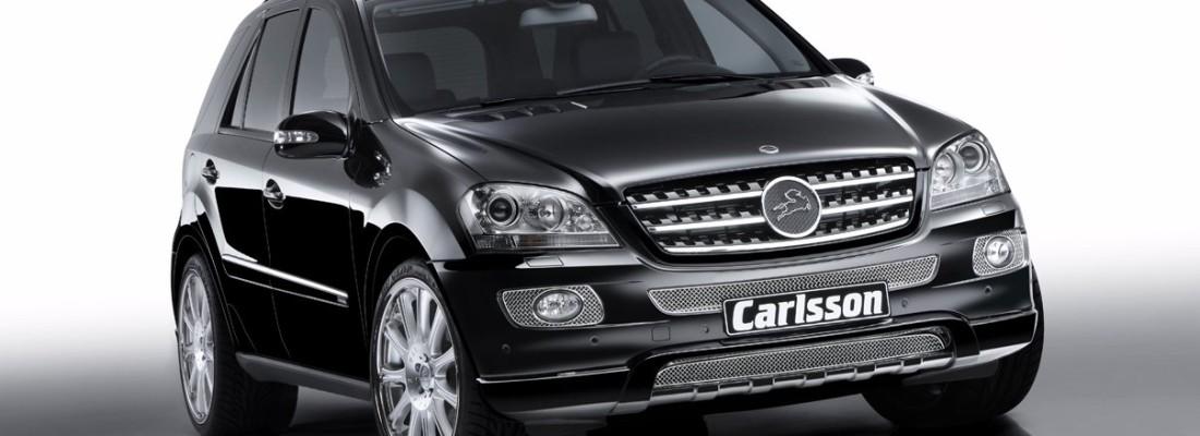 Carlsson Mercedes ML 320 CDI [Chip-Tuning]