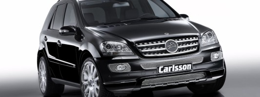 Carlsson Mercedes ML 320 CDI [Chip-Tuning]