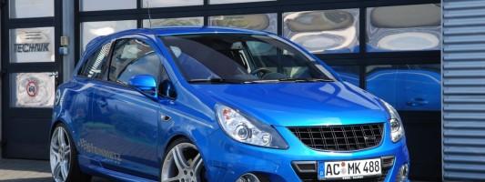 Steinmetz Opel Corsa OPC