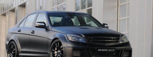 Brabus Bullit Black Arrow | Mercedes C-Klasse W204