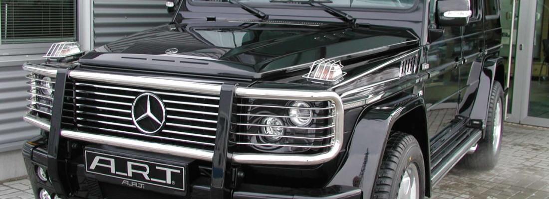 Xenon Nachrüstung für Mercedes G-Klasse, GL-Klasse (X164), Vito/Viano (W693), S-Klasse (W221), ML-Klasse (W164)