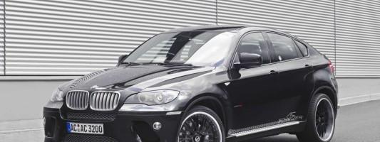 AC Schnitzer BMW X6 Tuning