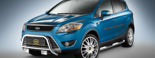 Ford Kuga | Cobra Technology and Lifestyle