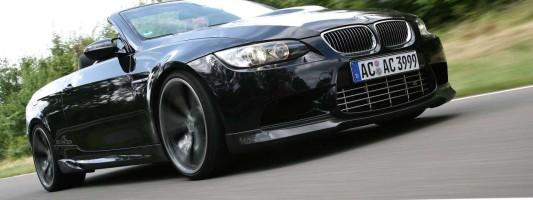 AC Schnitzer AS3 | BMW M3 Cabrio E93