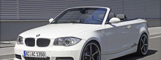 AC Schnitzer ACS1 Cabrio | BMW 1er Cabrio M-Paket