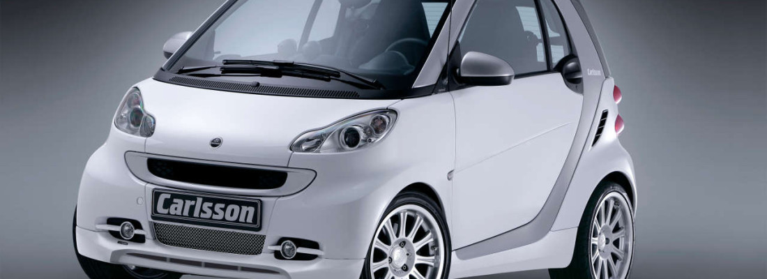 Carlsson Smart ForTwo Tuning