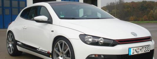 neuer VW Scirocco: Tuning von MTM