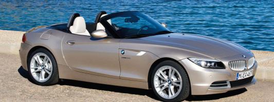 neuer BMW Z4 (E89) Roadster