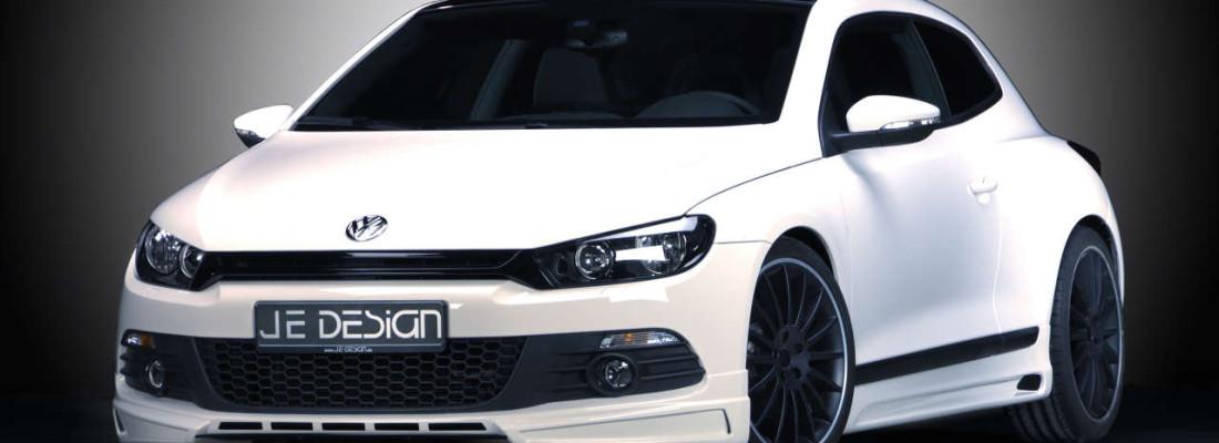 neuer VW Scirocco: Tuning von JE Design