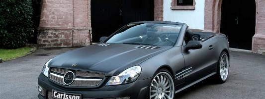 """Mercedes SL 63 AMG Tuning von Carlsson """"CK63 RS"""""""