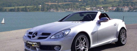 Mercedes SLK Tuning | Piecha Design