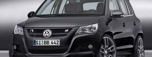 VW Tiguan Tuning: B&B Automobiltechnik