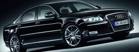Audi A8 | Neue Design- und Ausstattungspakete