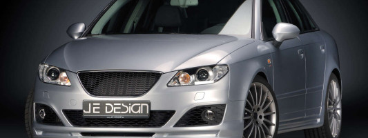 Seat Exeo Tuning: JE Design