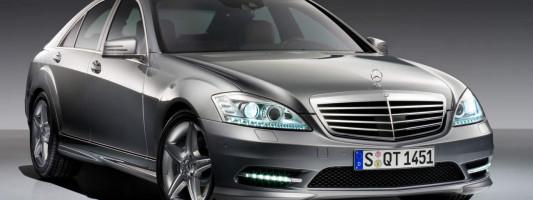 Mercedes S-Klasse/CL Facelift: AMG-Paket
