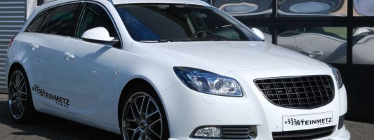 Opel Insignia Sports Tourer Tuning by Steinmetz