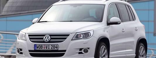VW Tiguan R-Line