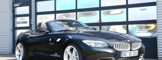 neuer BMW Z4 (E89) Tuning | Felgen von AC Schnitzer