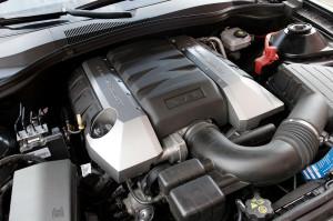 GeigerCars_2009_Chervolet_Camaro_SS_Motorraum