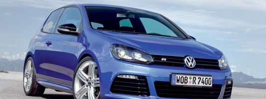 VW Golf VI R / Scirocco R