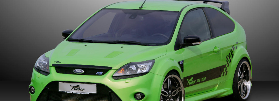 Ford Focus RS Tuning: Wolf Racing RS 360